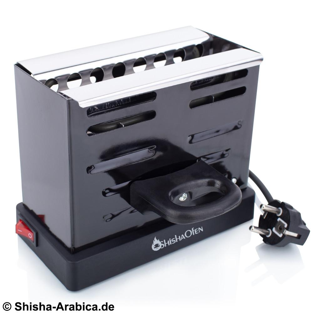 ShishaOfen Kohleanzünder Toaster 800W