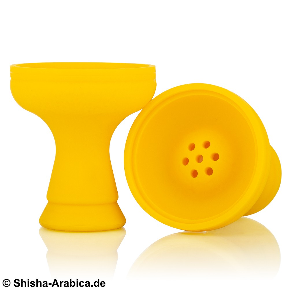 Silikon Power Bowl Yellow