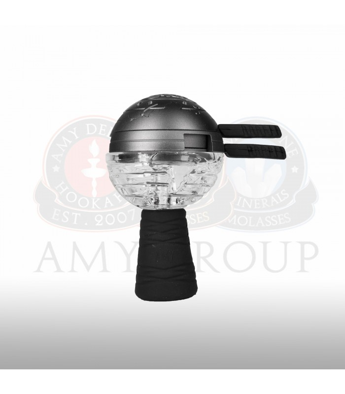 Amy Deluxe GlasSi Globe Set Black