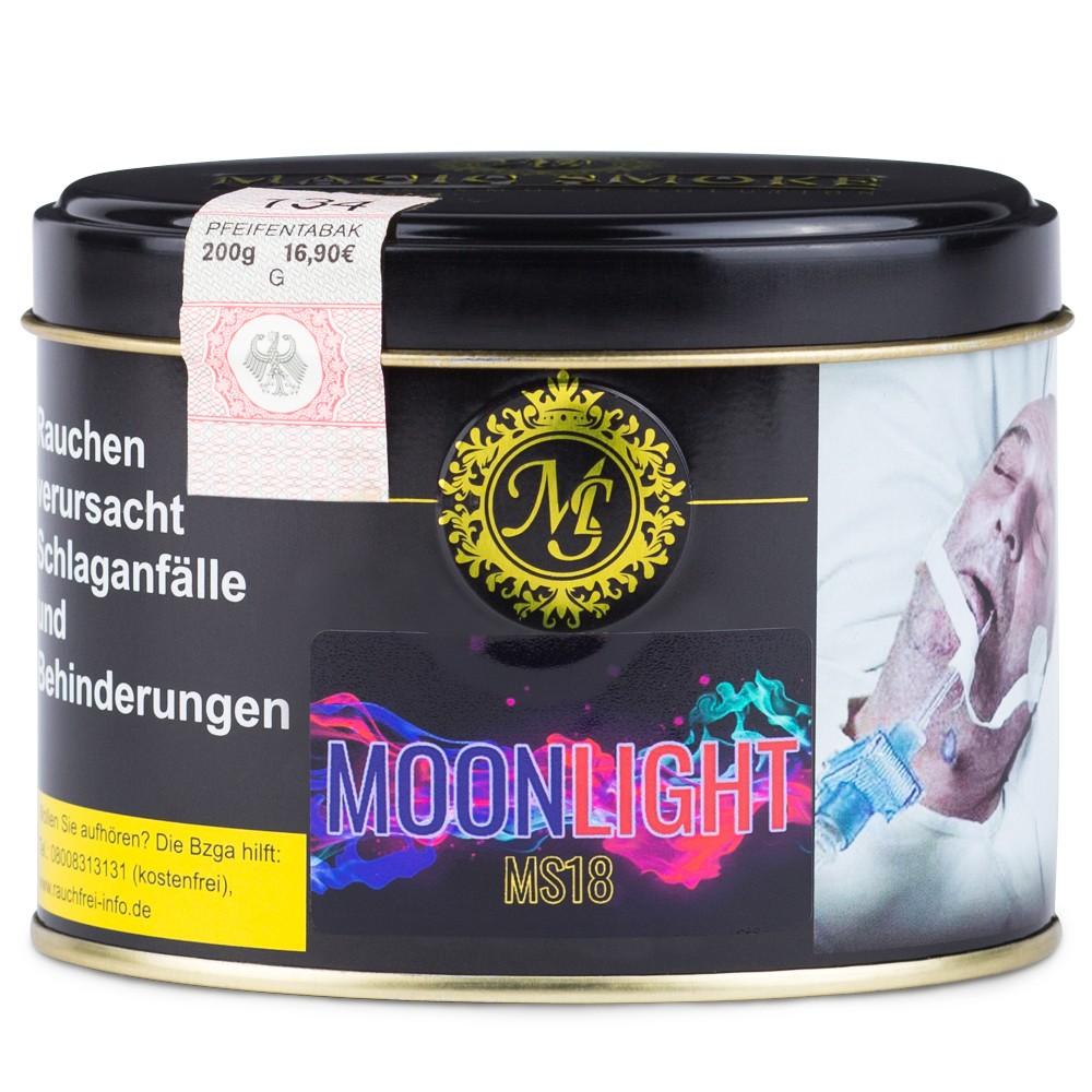 Magic Smoke MS18 Moonlight 200g